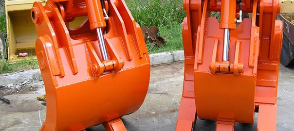 Earthmoving Plant Hire Attachments