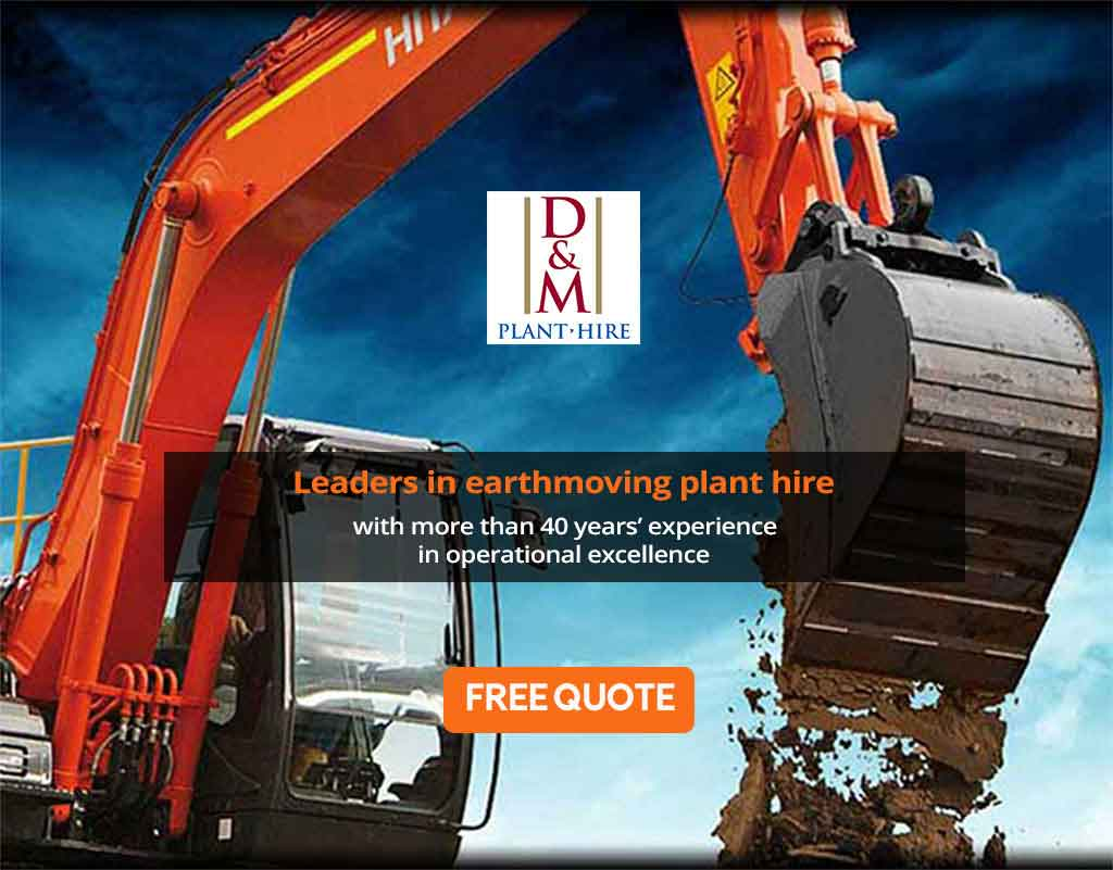 learders in Earthmoving Plant  Hire